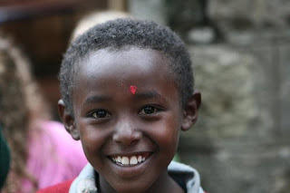 A Face To Africa