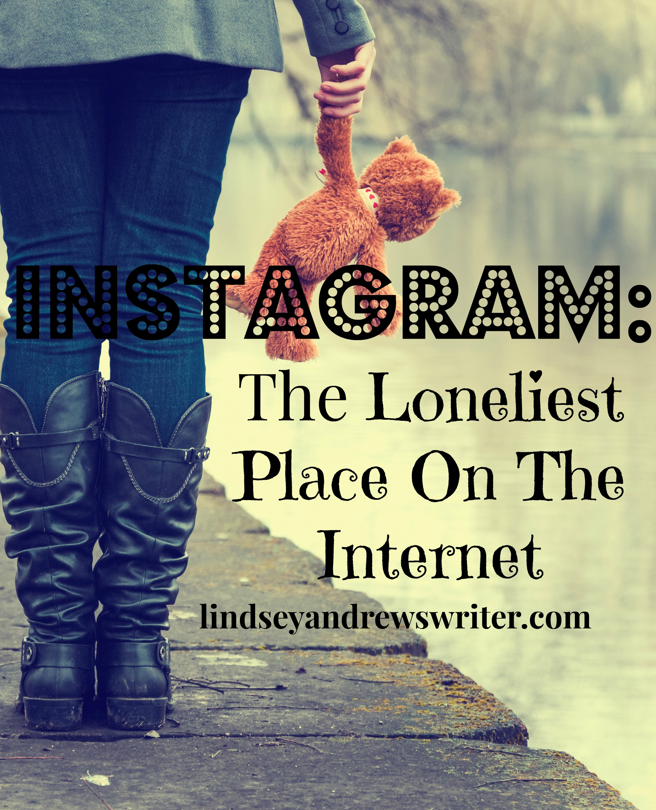 Instagram: The Most Depressing Place In CyberSpace