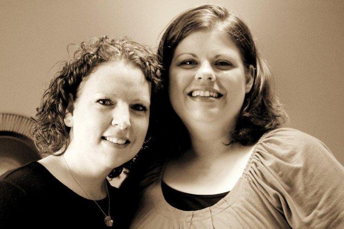 Mary and Sara