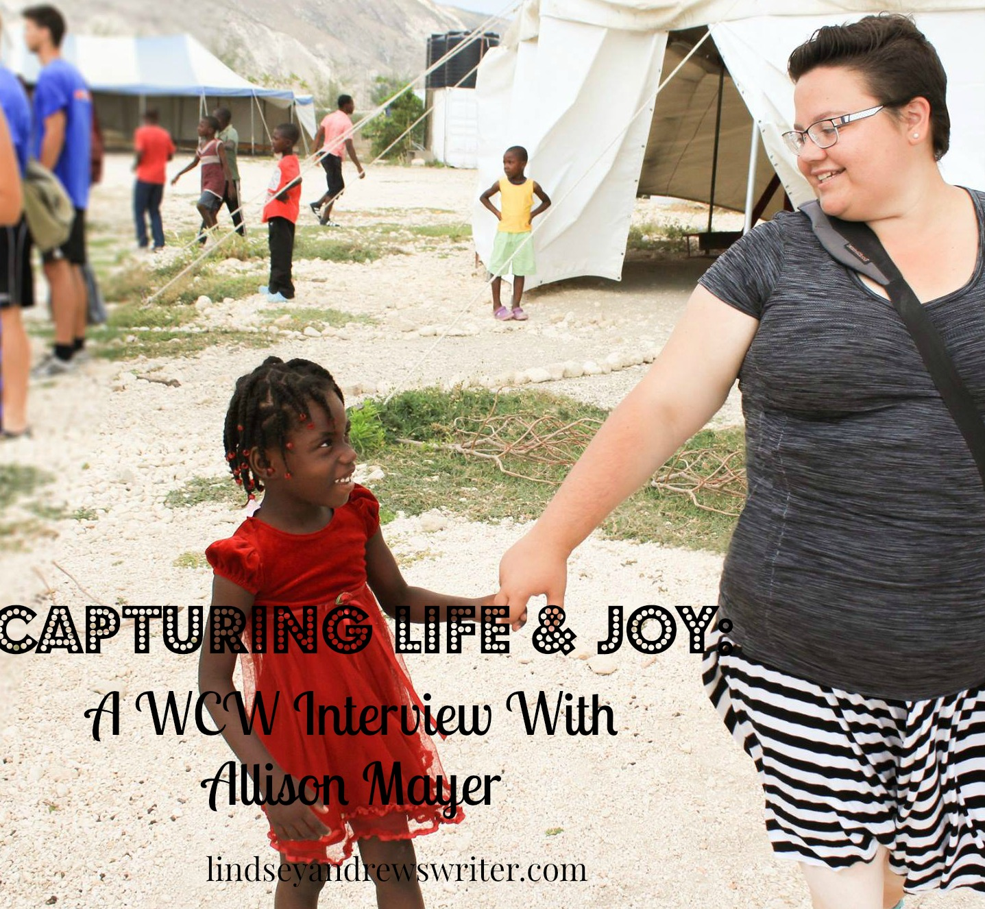 Capturing Life & Joy: Meet Allison Mayer