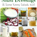 25 Scrumptious Salad Dressings - Titled