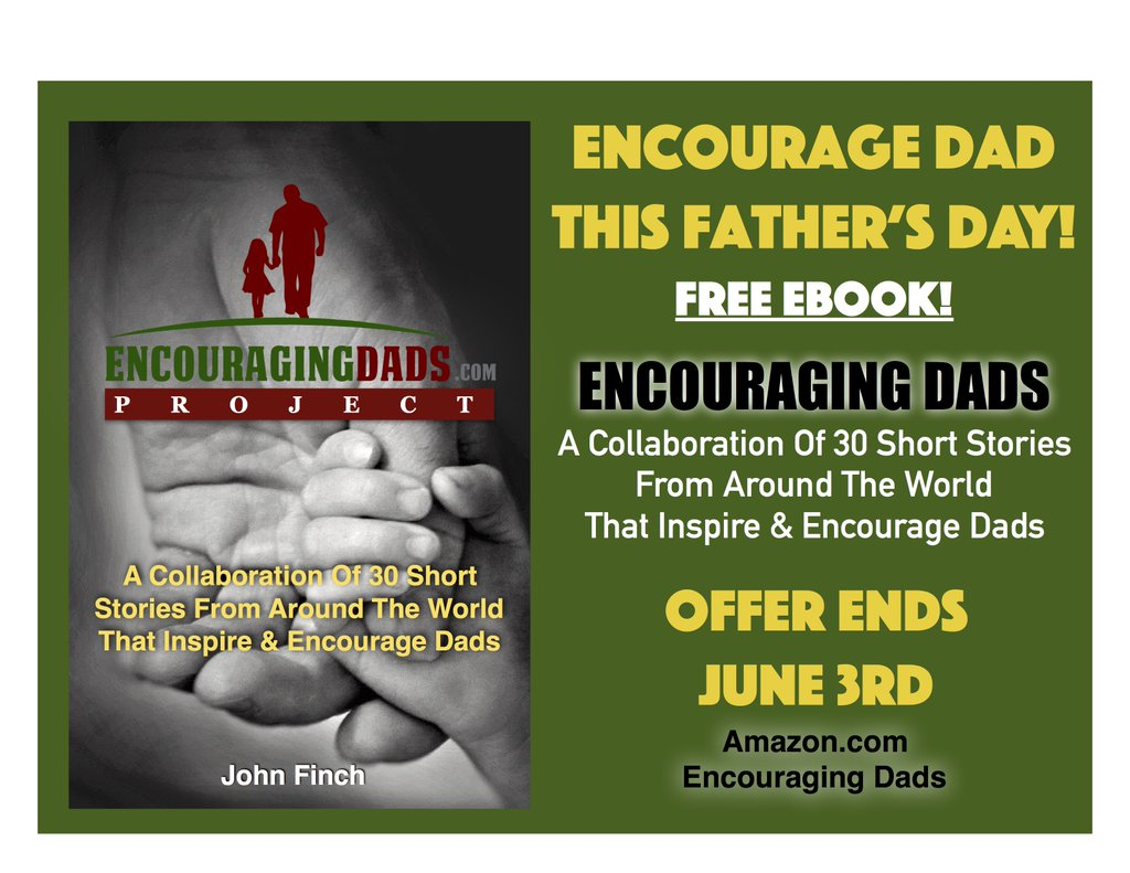 Free Father's Day Ebook Available Now!