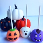halloween brownie pops with pumpkins - groupon coupons