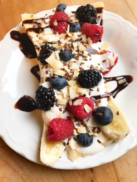 Meal Planning W/Breakfast Banana Splits
