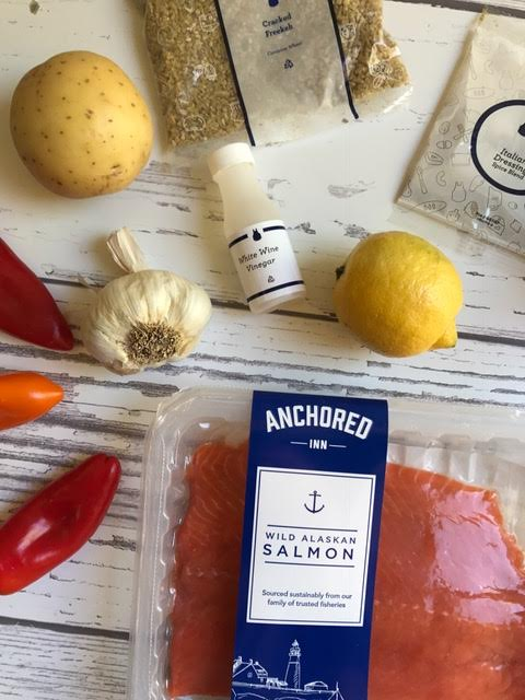 Blue Apron Meal Planning