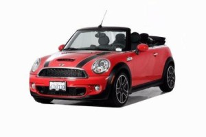 red mini convertible car - buying a new car
