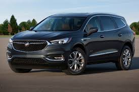 buick enclave - buying a new car
