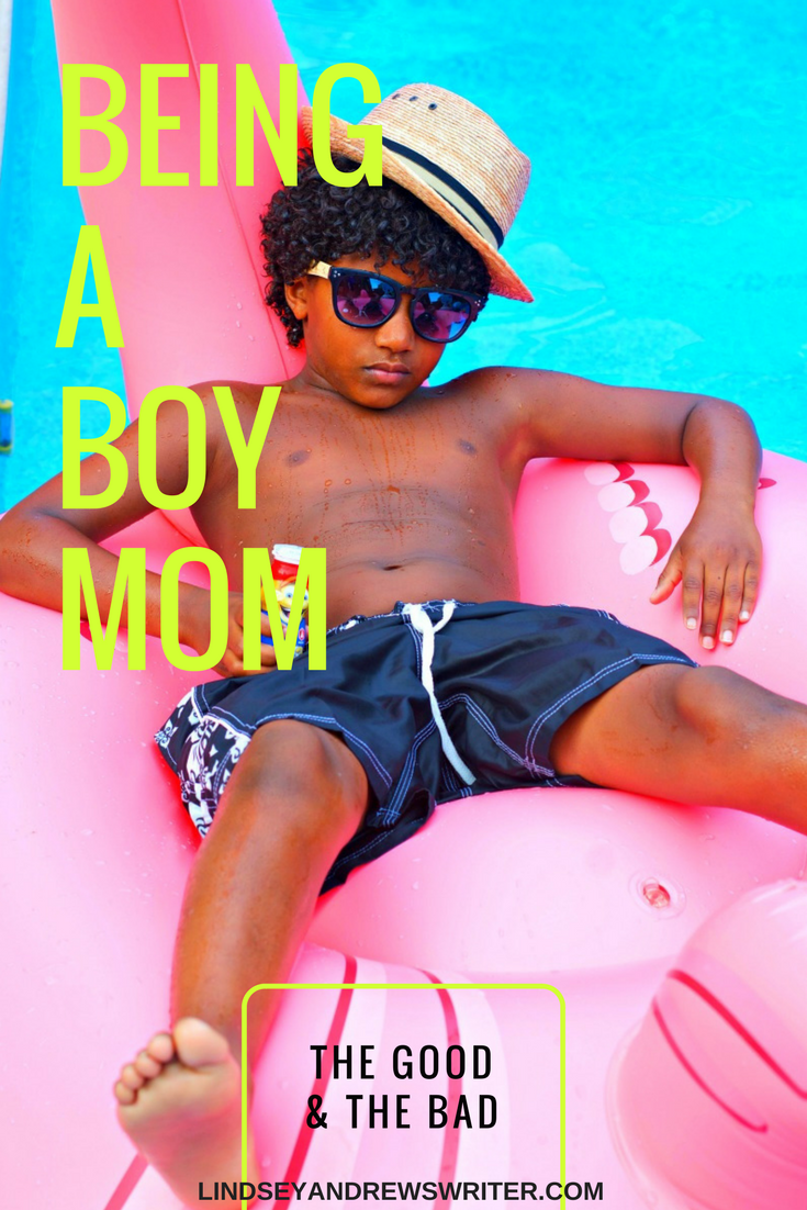 Being A Boy Mom
