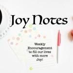 joy notes