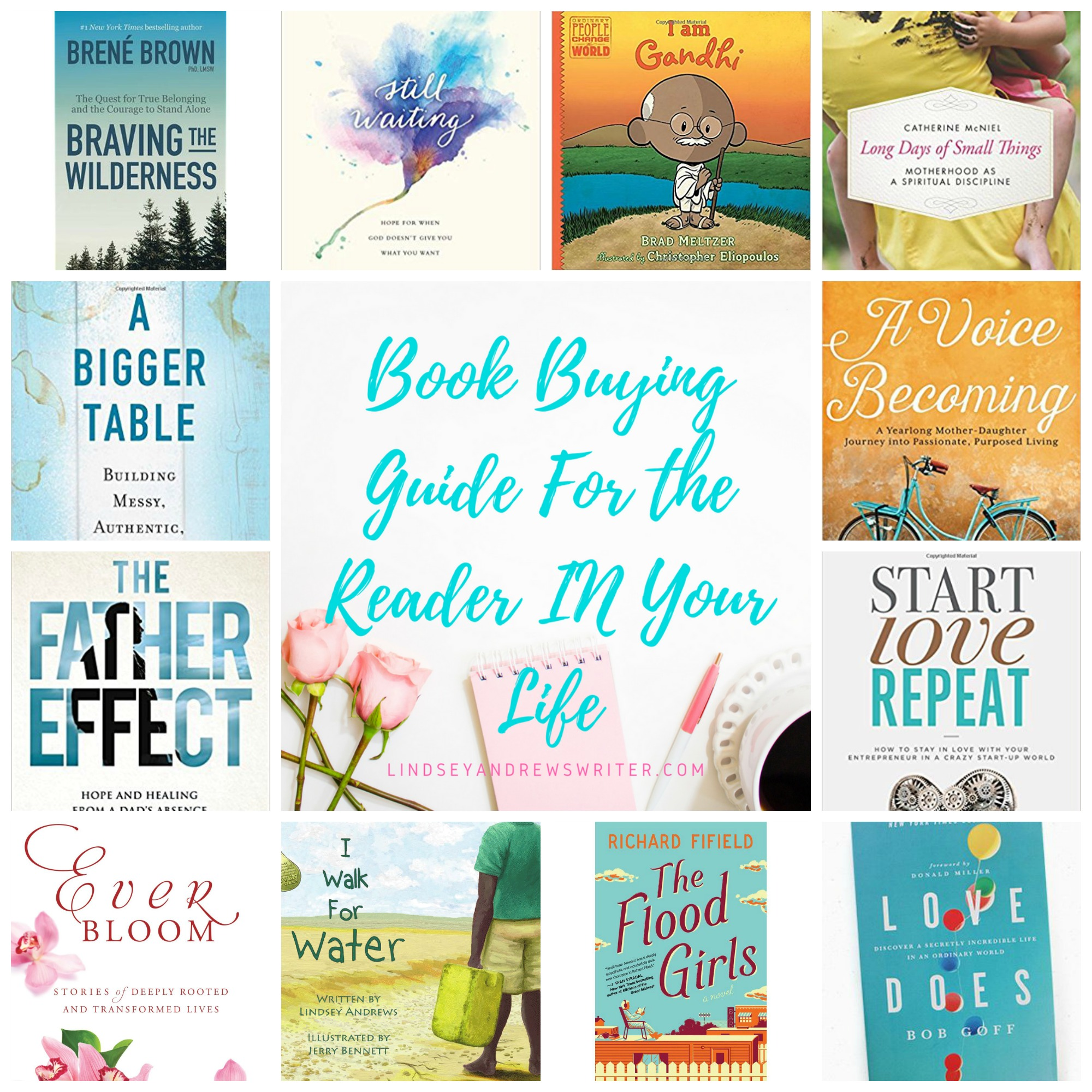 Book Buying Gift Guide