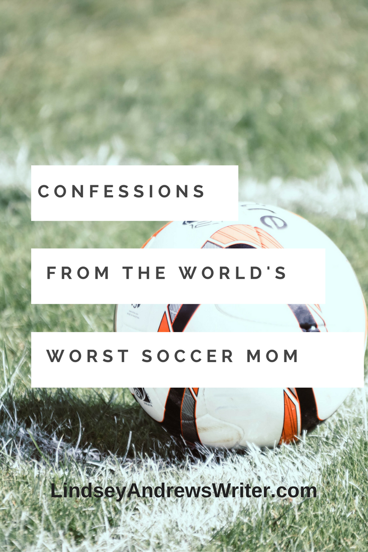 World's Worst Soccer Mom