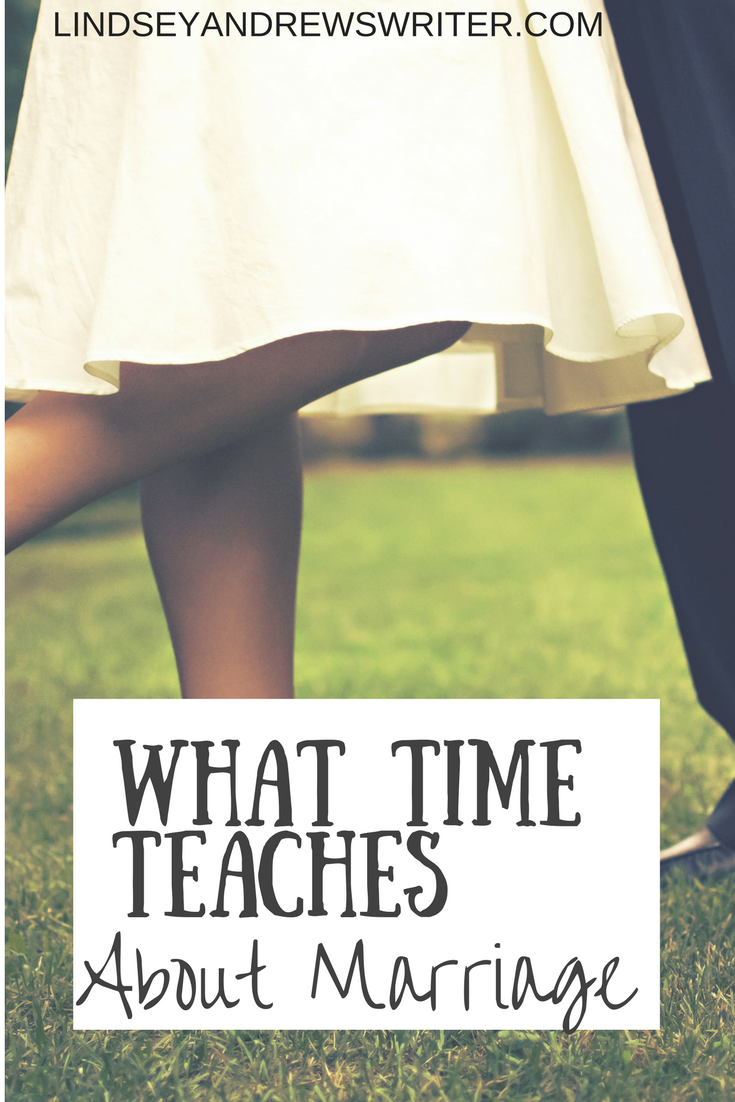 Marriage: What You Learn Over Time